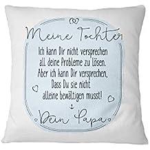 suchergebnis auf f r kissen mit spr chen blau. Black Bedroom Furniture Sets. Home Design Ideas