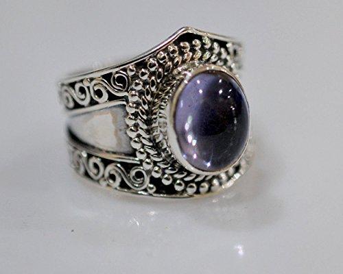 100% color change lab creato alessandrite 925 anello in argento massiccio misura da 6 a 31 it