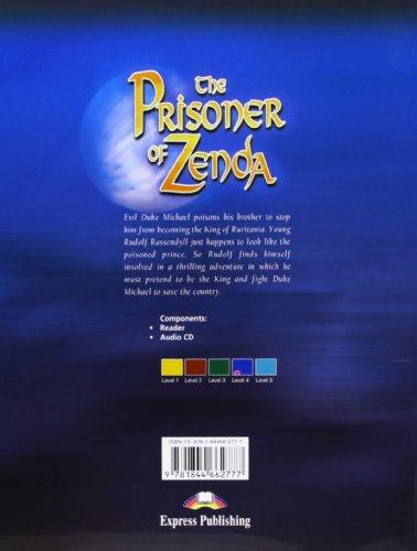 The Prizoner Of Zenda 2 (+ CD Audio)