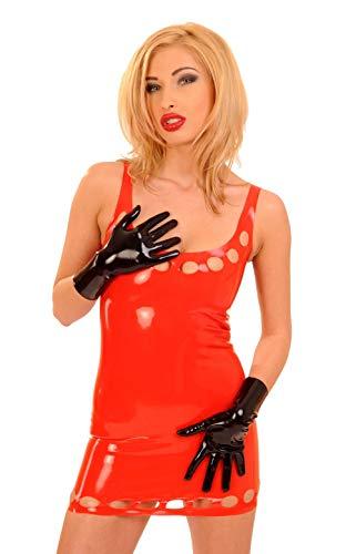 Anita Berg BDSM Latex-Handschuhe 28 cm lang - 100% Naturlatex AB4070