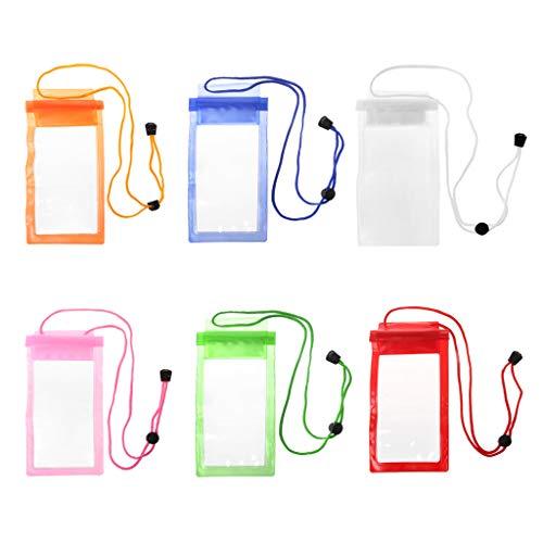 ruiruiNIE Starke 3 Schicht Abdichtung Schwimmen Taschen Wasserdichte Smartphone Tasche Tauchen Taschen Für Tasche Fall Für Smartphone