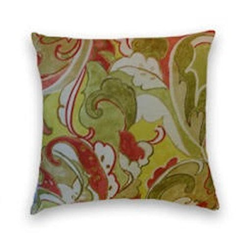 zfsalestore-green-yellow-red-floral-decorative-pillow-case-18-x-18-inch
