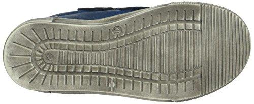 Bisgaard TEX boot, Bottes mi-hauteur avec doublure chaude fille Blau (605-1 Sea)