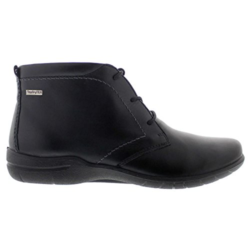 Josef Seibel Womens Fabienne Leather Boots Nero