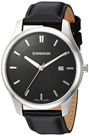 WENGER City Classic Relojes Hombre 01.1441.101