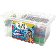 Mister Maker - Caja con material para manualidades