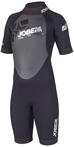 Jobe Kinder Progress Rebel Shorty 2.5/2.0 Wetsuits, Black, XL