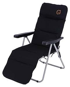 O'Camp Chaise longue pliante 5 positions