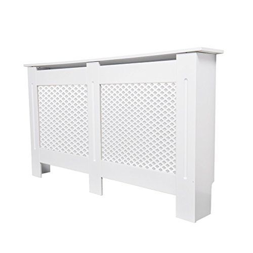 Happyjoy-Painted-Radiator-Covers-Cabinet-Modern-Style-White-MDF-Cover-Cabinets-Large-1520x815x190mm-Diamond-Grill-Design
