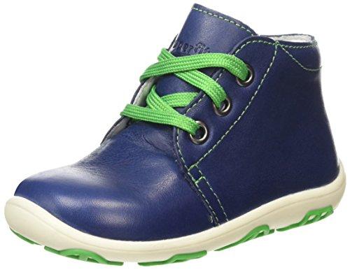 Superfit Donny, Chaussures Marche Bébé Garçon Bleu (ocean 80)