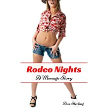 Rodeo Nights: A Menage Story (English Edition)