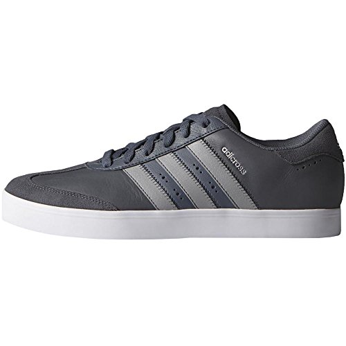 adidas Herren Adicross V Wd Sneaker, Grau/Weiß, 42 EU