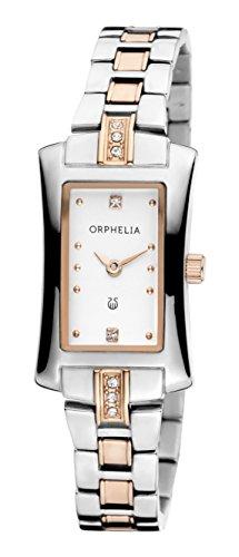 Orphelia - OR53371012 - Montre Femme - Quartz - Analogique - Bracelet Acier inoxydable multicolore