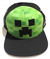 Gorra Cabeza Creeper Minecraft