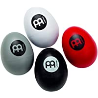 Meinl ESSET Egg-Shaker Assortment Four Sounds (4 Pieces)