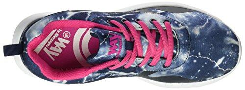 Beppi - Sport Shoe, Scarpe sportive Donna Blu