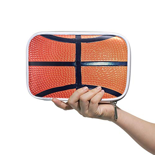 Funnyy Sport Ball Basketball Druck Stifteetui Federmäppchen Etui Multifunktions Reißverschluss...