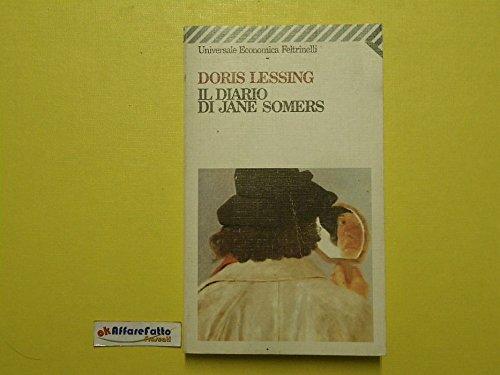 J 228 LIBRO IL DIARIO DI JANE SOMERS DI DORIS LESSING 1993
