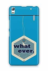 YuBingo What Ever Designer Mobile Case Back Cover for Lenovo K3 Note