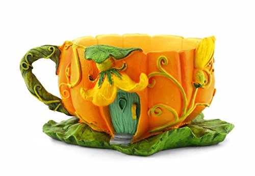 ssom Tee Tasse Fairy Garden Übertopf ()