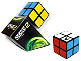 Verdes Innovation V-Cube 2 Black Flat - Cube Officiel Des Championnats De France De Speed Cubing