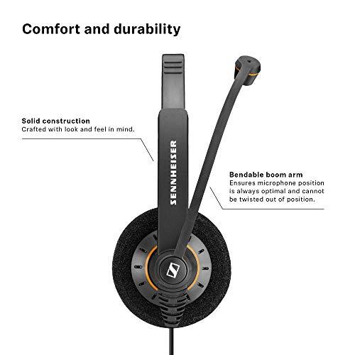 Sennheiser 504547 Culture Series Wideband Headset (SC60-USB-ML) Image 4