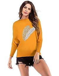 Good dress Las Prendas de Punto de Taladrado en Caliente para Renos Navideños de Mujer Llevan un Abrigo de…