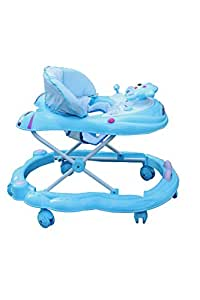 Toyzone Baby Walker - Cute Puppy (White)