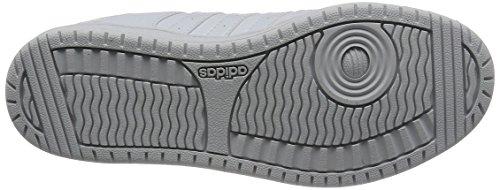 adidas Vs Hoopster W, Scarpe da Ginnastica Donna Bianco (Ftwbla/Ftwbla/Ftwbla)