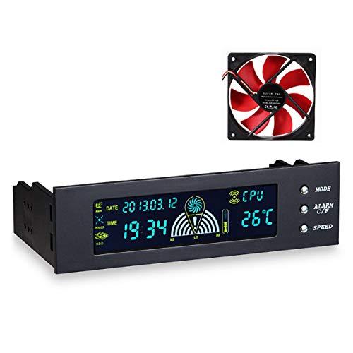 Tree-on-Life LED Digital Temperaturregler STC-1000 12V 24V 220V Thermostat mit Heizung und Kühler -