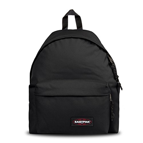 Eastpak Padded Pak'R, Zaino Casual Unisex - Adulto, Nero (Black), 24 liters, Taglia Unica (30 x 18 X 40 cm)