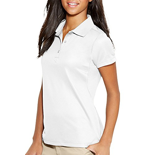 Champion - Polo - Manches Courtes - Femme Blanc