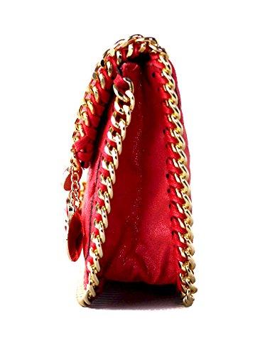 FoxLadyBag ,  Damen Umhängetaschen Rot