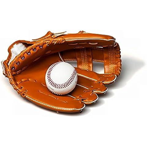 WINMAX Professionale PVC Guanti da Baseball, Softball,