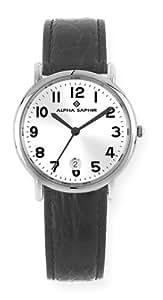 Alpha Saphir Damen-Armbanduhr 225B