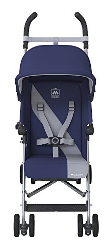 Maclaren Triumph Medieval Pushchairs (Blue/Silver)
