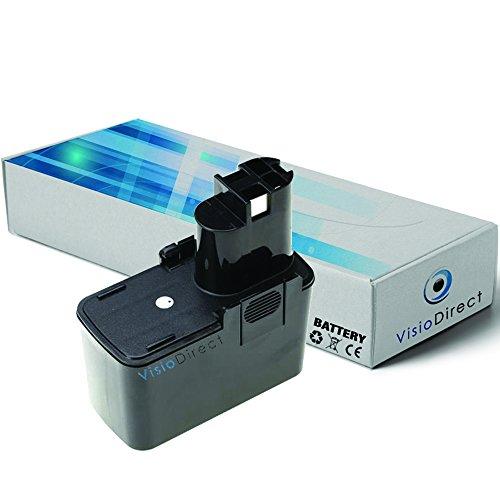Batterie pour Bosch GUS 7.2 cisaille universelle 3000mAh 7.2V -...