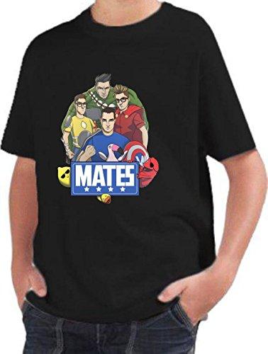 t-shirt-bambino-ragazzo-cotone-basic-super-vestibilita-top-qualita-mates-gold-edition-stampa-in-dora