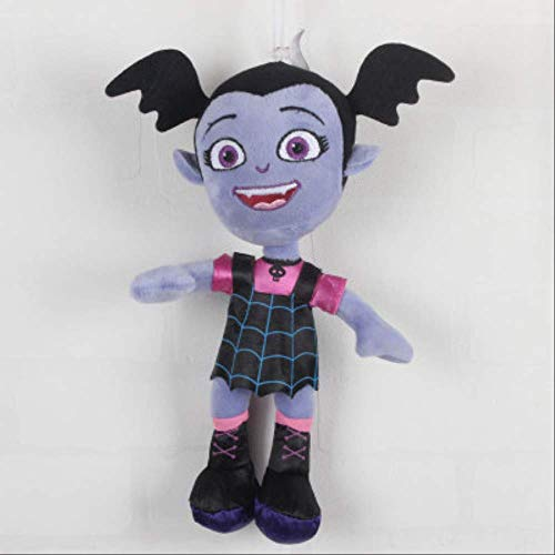 ToysforYou Vampir Mädchen Plüsch Spielzeug, 28cm Plüsch Puppe Kinderspielzeug Bestickt Spielzeug (Baby Puppe Vampir)