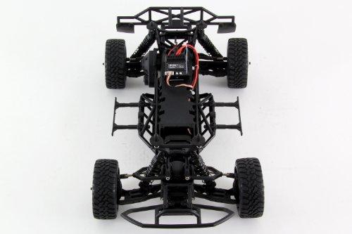 XciteRC 30407000 RC Auto Shortcourse one12 - 2WD Ready To Race Modellauto, grüne Karosserie 1:12 mit 2.4 GHz Fernsteuerung - 6