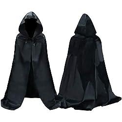 Labellevie Capa con Capucha para Niño Robe Medieval Traje de Halloween