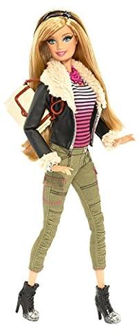 Mattel Barbie BLR58 - Deluxe-Moden Fashionista ,