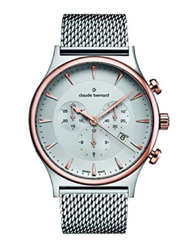 Claude Bernard by Edox Classic Men's Watch 10217.357RM.AR1 Chronograph
