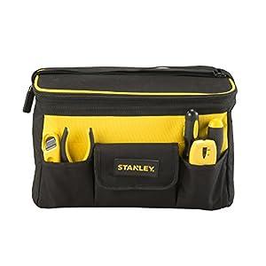 STANLEY STST1-73615 – Bolsa para herramientas profunda de tapa plana 14″ / 34 cm