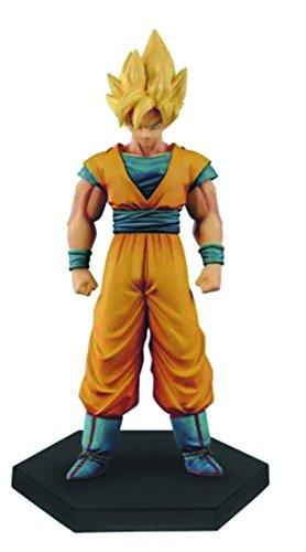 Dragon Ball Z Superstruktur Sammlung ? ? funf Goku (Super Saiyan) getrennt