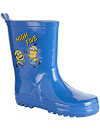 Minions Despicable Me Chicos Botas de agua 2016 Collection - Azul