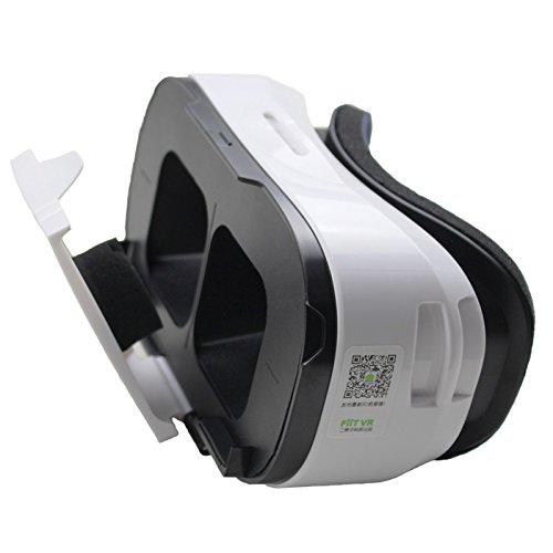 8a07fbd673f ... Rishil World FiiT VR 2S Head Mount 3D Cardboard Virtual Reality Goggles  VR Glasses Box ...
