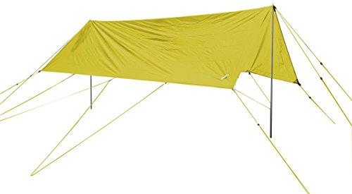 Cress Green (Wechsel Tents Tarp L (Unlimited Line) 400 X 435cm - Robuste Wasserdichte Plane 2000mm WS, Cress Green)