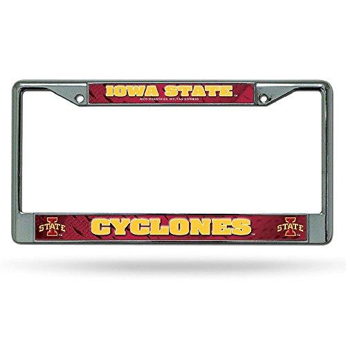 NCAA Chrome Teller Rahmen, Iowa State Cyclones