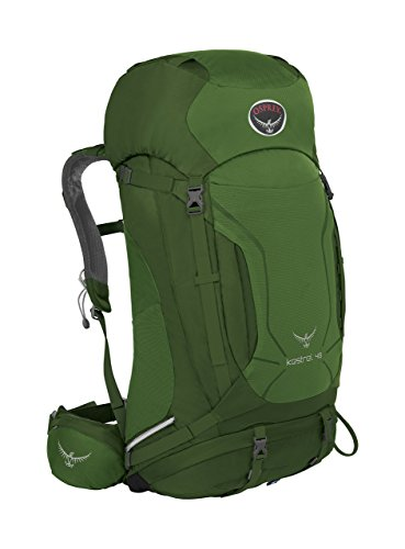 Osprey - Kestrel 48, color jungle green, talla 48 Liters-M/L